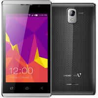 Videocon Z42 3G Quad Core With Dragontrail Glass - Grey