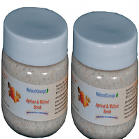 Apricot Walnut Scrub Pack Of 2 - 150gm Each