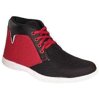 Dox Men'S Black Casual Shoes