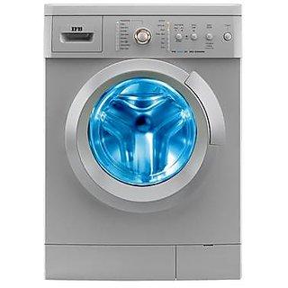 IFB EVA Aqua SX 6 kg Front Load Fully Automatic Washing Machine (Silver)