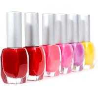 Slick Nail Polish(set Of 6 Colors)
