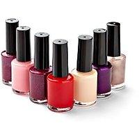 Slick Nail Polish(set Of 7 Colors)