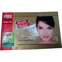 Beauty Basket Gold Aroma Facial Kit With Free Aloevera Massage Gel Worth Rs. 70