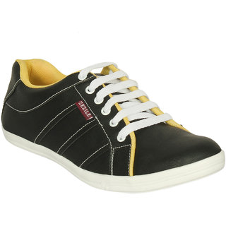 Zezile Mens Black Denim Casual Shoe - 86717786