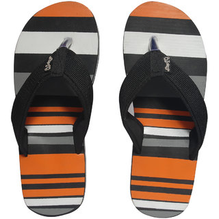 Step 18 Men's Multicolor Flip Flop