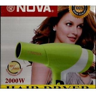 Professional Hair Dryer With Hot  Cold Dual Function -2000W at shopclues