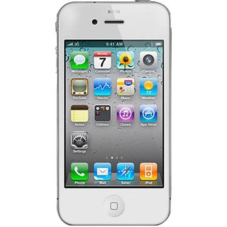 iPhone 4S 8 GB White