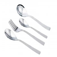 Shapes Alpine Cutlery Set With Serving Spoon 20 Pcs.