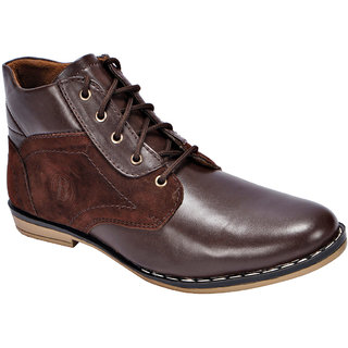 Bachini Men's Casual Shoes 1529-Brown