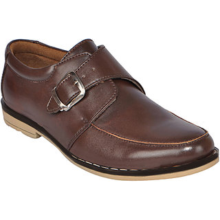 Bachini Men's Casual Shoes 1539-Brown