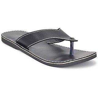 Tactic Men's Black Slip On Sandal