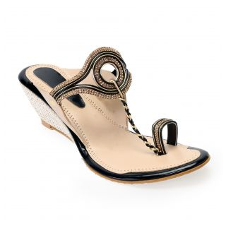 CATBIRD Women Black Synthetic Slip-on Sandals 5555