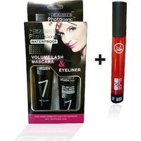 Combo Of Complete Makeover Eyeliner, Lip Gloss
