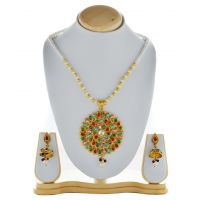 Necklace Set By Asian Pearls