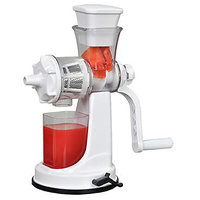Fruit And Vegitable Juicer Juicer White