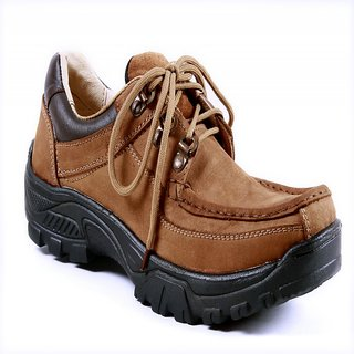 Shoeppee Pure Leather Casual Shoes For Men