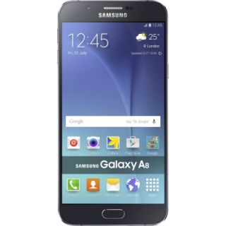 Samsung Galaxy A8 (Black, 32 GB)