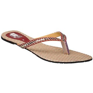 Yepme Women's Maroon Stylish Sandals