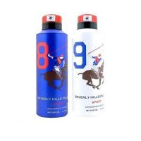 Beverly Hills Polo Club Men Combos Set Of 2 Deo 150ml Each