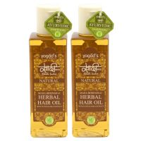 Khadi Maha Bhringraj Herbal Hair Oil Combo Pack