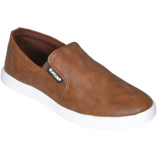 Sukun Brown Casual Shoe For Men (MK184BRN)