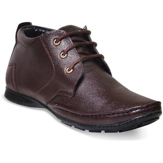 ADYBird Elite Men's Brown Casual Shoes 0814