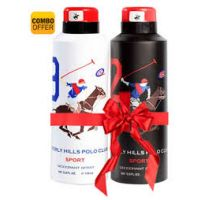 Beverly Hills Polo Club Men Combos Set Of 2 Deo (2+9) - 88170879