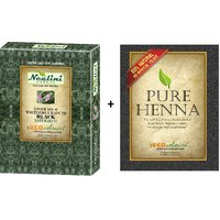Neelini Herbal (200 Gms) + Pure Henna (200 Gms)