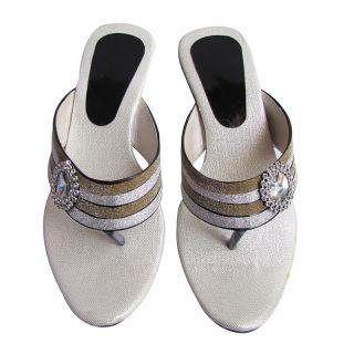 Womens Slip On, Ladies Slip On, Womens Stylish Low Heel Slip On - Royal Stap