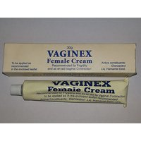 Vaginex Female Vagina Firming Cream (Made In England) - 30 Gm