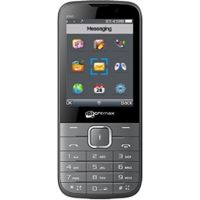 Micromax X342(Grey (Dual Sim Phone))