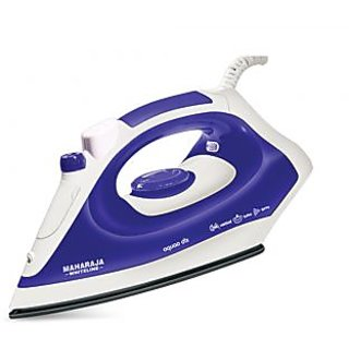Maharaja Whiteline Steam Iron AQUAO D...