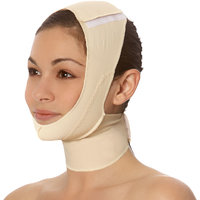 Full Neck Coverage Facial Wear-Surgical Chin Strap With Full Neck Support AM063