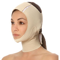 Full Neck Coverage With Ear Coverage-Velcro Closure With Full Neck Support AM064