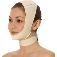 Mid Coverage Facial Wear-Surgical Chin Strap With Medium Neck Support AM065
