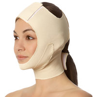 Mid Neck Coverage With Ear Coverage-Velcro Closure With Medium Neck Support AM066