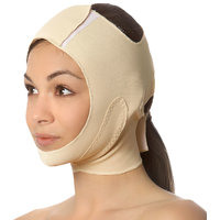 No Neck Coverage With Ear Coverage-Velcro Closure With No Neck Support AM068