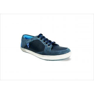 Bacca Bucci MenS  Blue Casual Shoes (BBMB3052B)