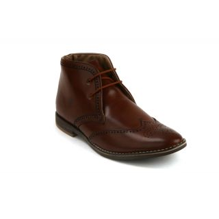 Bacca Bucci MenS  Maroon Casual Shoes (BBMB3049M)
