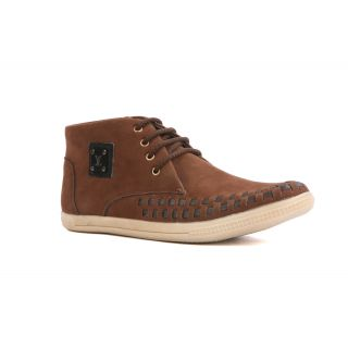 Bacca Bucci MenS  Brown Casual Shoes (BBMB3007C)