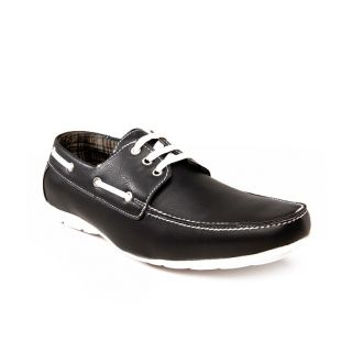 Bacca Bucci MenS  Black Casual Shoes (BBMB3039A)