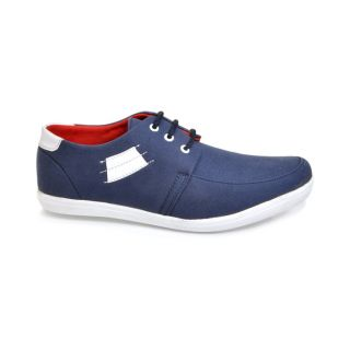 Bacca Bucci MenS  Blue Casual Shoes (BBMB3009B)
