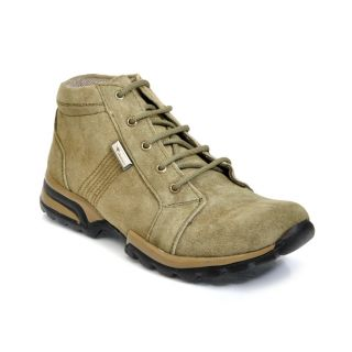 Bacca Bucci MenS  Dark Green Casual Shoes (BBMB3036G)