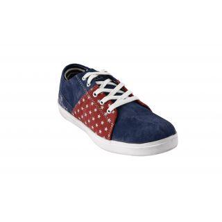 Bacca Bucci MenS  Blue Casual Shoes (BBMB3083B)