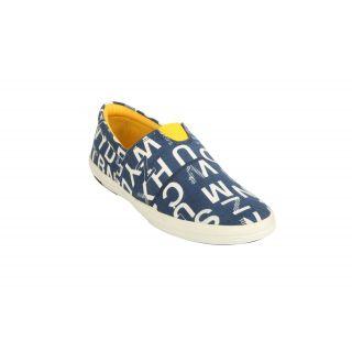 Bacca Bucci MenS  Blue Casual Shoes (BBMB3103B)