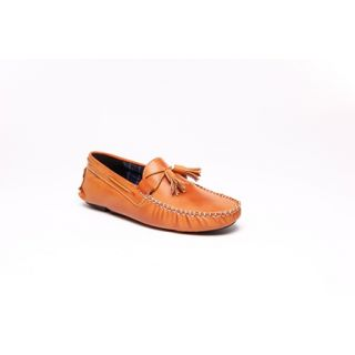 Bacca Bucci MenS  Tan Casual Loafer Shoes (BBMC4021D)