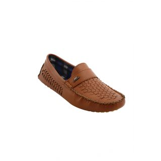 Bacca Bucci MenS  Tan Casual Loafer Shoes (BBMC4033D)