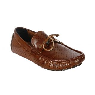 Bacca Bucci MenS  Tan Casual Loafer Shoes (BBMC4045D)