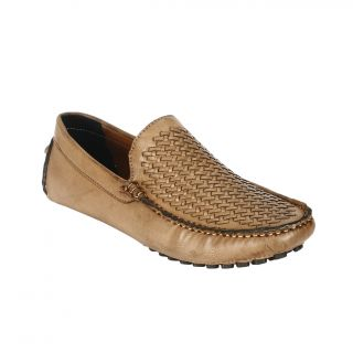 Bacca Bucci MenS  Beige Casual Loafer Shoes (BBMC4047E)