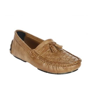 Bacca Bucci MenS  Beige Casual Loafer Shoes (BBMC4048E)